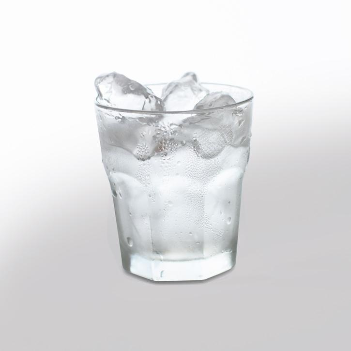 ちょい水グラス